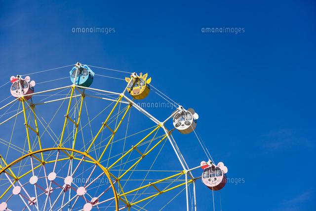かわいい 観覧車10750000108の写真素材イラスト素材アマナイメージズ