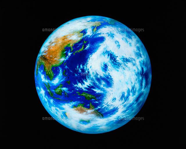 Cg 宇宙 地球 の写真素材 イラスト素材 アマナイメージズ