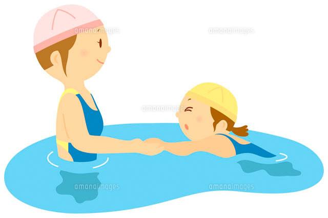 プール水泳 イラスト11002026746の写真素材イラスト素材アマナ