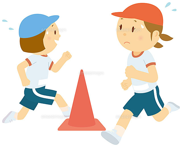 マラソン大会11002055076の写真素材イラスト素材アマナイメージズ