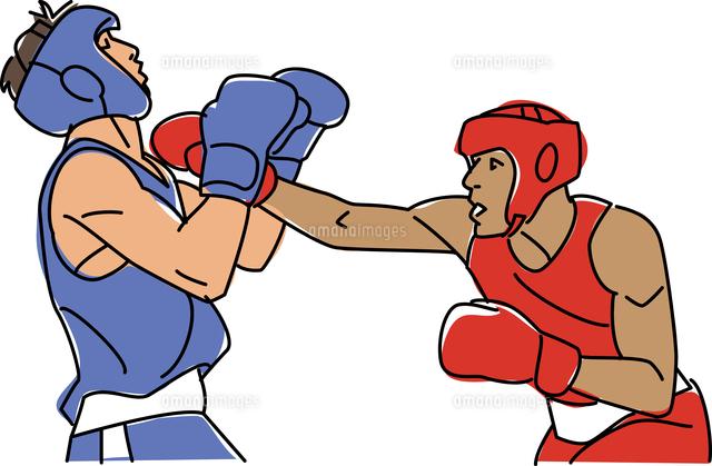 ボクシング 11002065991 の写真素材 イラスト素材 アマナイメージズ