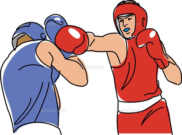 ボクシング 11002065992 の写真素材 イラスト素材 アマナイメージズ