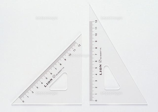 三角定規11007005686の写真素材イラスト素材アマナイメージズ