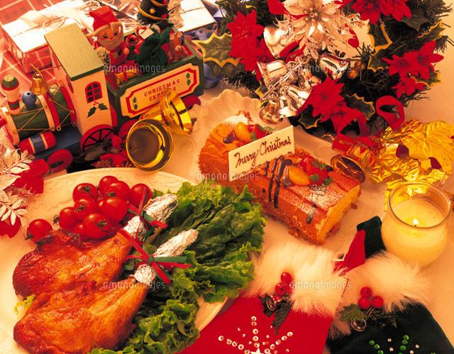 クリスマスパーティー11012001052の写真素材イラスト素材アマナ