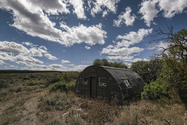 Remote Quonset hut