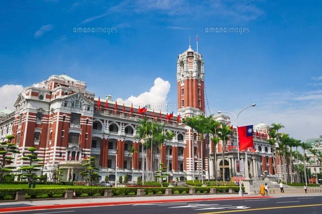中華民国総統府 台北市[11019026743]の写真素材・イラスト素材|アマナ ...