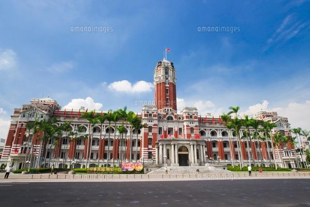 中華民国総統府 台北市[11019026744]の写真素材・イラスト素材|アマナ ...