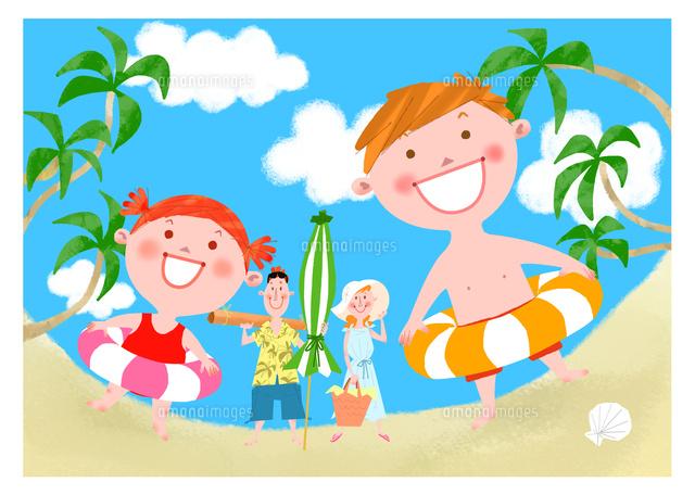 楽しい夏休み (c)AT images/a.collectionRF