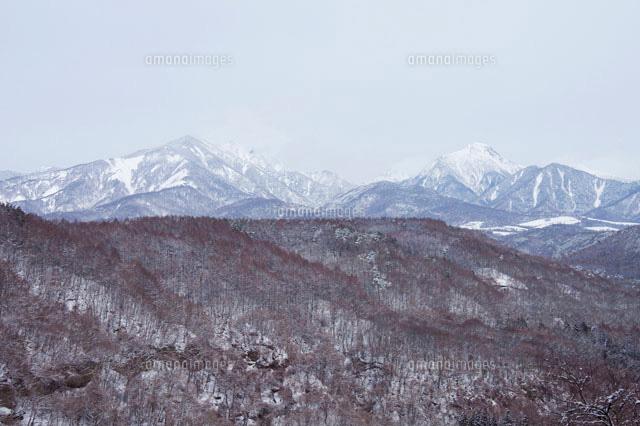 冬の八ヶ岳11069003850の写真素材イラスト素材アマナイメージズ
