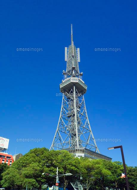 名古屋テレビ塔28144005633の写真素材イラスト素材アマナイメージズ