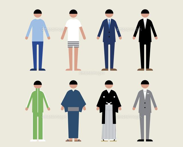 「服装 イラスト」の画像検索結果