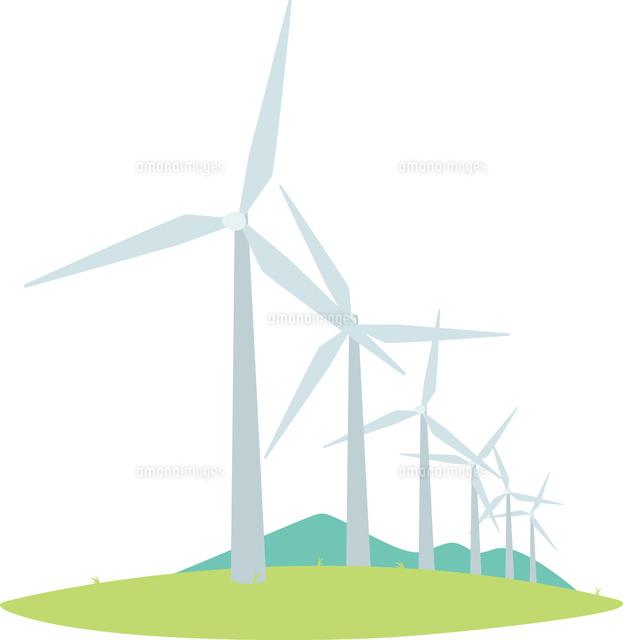 風力発電60008000436の写真素材イラスト素材アマナイメージズ