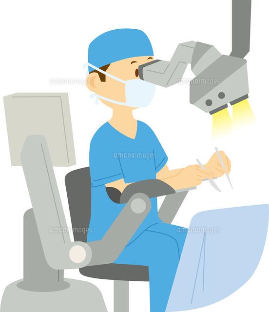 手術支援ロボット60008000562の写真素材イラスト素材アマナイメージズ