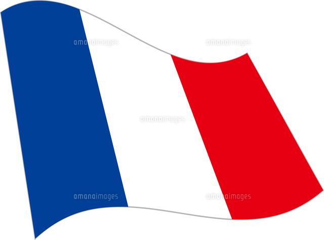 フランスの国旗60009000080の写真素材イラスト素材アマナイメージズ