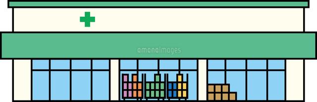 ドラッグストア60009000477の写真素材イラスト素材アマナイメージズ