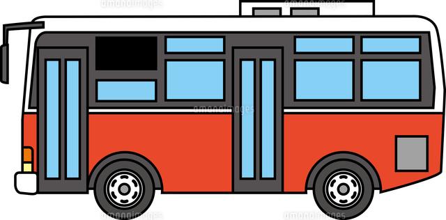 路線バス60009000550の写真素材イラスト素材アマナイメージズ