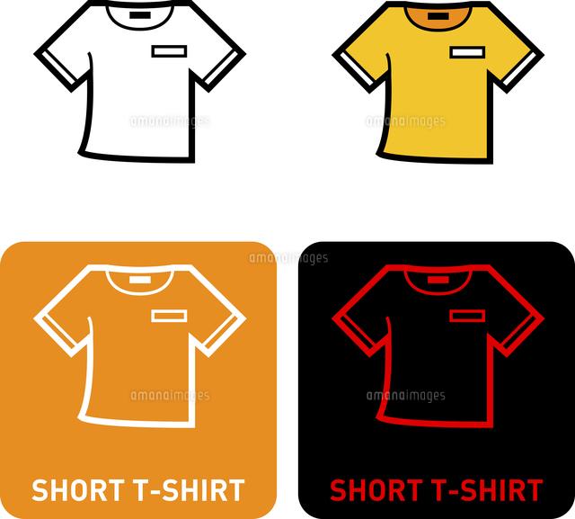 T Shirt Icon60018000866の写真素材イラスト素材アマナイメージズ