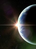 地球の日の出イメージ(アジア) 10143009897| 写真素材・ストックフォト・画像・イラスト素材|アマナイメージズ