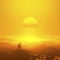 富士山と猿 10185001877| 写真素材・ストックフォト・画像・イラスト素材|アマナイメージズ