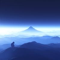 富士山と猿 10185001901| 写真素材・ストックフォト・画像・イラスト素材|アマナイメージズ