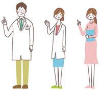 医者と看護師 10423000071| 写真素材・ストックフォト・画像・イラスト素材|アマナイメージズ