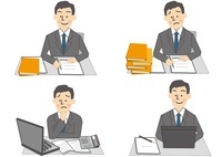 ビジネス 男性 10447000005| 写真素材・ストックフォト・画像・イラスト素材|アマナイメージズ