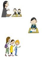 中高生の授業 英語学習と留学 10460000015  写真素材・ストックフォト・画像・イラスト素材 アマナイメージズ