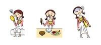 中高生女子の医療 にきび 摂食障害 めまい 10464000013  写真素材・ストックフォト・画像・イラスト素材 アマナイメージズ
