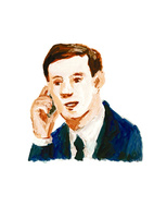 携帯電話で話すビジネスマン 10471000256| 写真素材・ストックフォト・画像・イラスト素材|アマナイメージズ