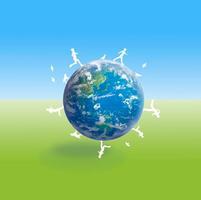 地球イメージ 10596000368  写真素材・ストックフォト・画像・イラスト素材 アマナイメージズ