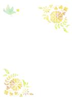花と鳥 10690000007| 写真素材・ストックフォト・画像・イラスト素材|アマナイメージズ