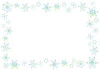 雪の結晶のパターン 10690000033| 写真素材・ストックフォト・画像・イラスト素材|アマナイメージズ