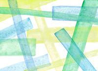 水彩の四角模様のパターン 10928000183| 写真素材・ストックフォト・画像・イラスト素材|アマナイメージズ