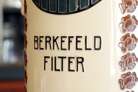 The Berkefeld filter, a bacterial water filter used in micro 11016026351| 写真素材・ストックフォト・画像・イラスト素材|アマナイメージズ