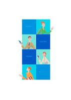 ビジネスをする人々 クラフト 11017000538| 写真素材・ストックフォト・画像・イラスト素材|アマナイメージズ