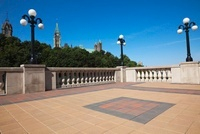 Terrace Overlooking Parliament Buildings, Parliament Hill, O 11030031176| 写真素材・ストックフォト・画像・イラスト素材|アマナイメージズ