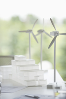 Architecture and wind turbine models