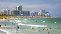 South Beach, Miami Beach, Gold Coast, Miami, Florida