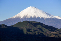 Mount Fuji, UNESCO World Heritage Site, Fuji-Hakone-Izu National Park, Shizuoka, Honshu, Japan, Asia 11104026021| 写真素材・ストックフォト・画像・イラスト素材|アマナイメージズ