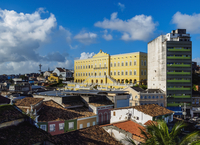 Lar Franciscano, Franciscan Home, Old Town, Salvador, State of Bahia, Brazil, South America 11104029535| 写真素材・ストックフォト・画像・イラスト素材|アマナイメージズ