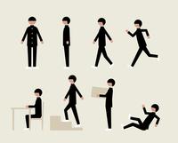 学ランの男子(いろいろな行動) 60000000129| 写真素材・ストックフォト・画像・イラスト素材|アマナイメージズ