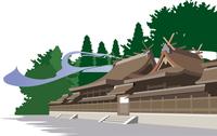 和歌山の熊野本宮大社 60009000358| 写真素材・ストックフォト・画像・イラスト素材|アマナイメージズ