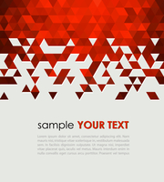 Abstract technology background  with triangle. Vector illustration. 60016001590| 写真素材・ストックフォト・画像・イラスト素材|アマナイメージズ
