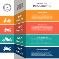 Infographic main types bikes motorcycles fuel consumption speed classification chart  with standard sport touring scooters vecto 60016004168| 写真素材・ストックフォト・画像・イラスト素材|アマナイメージズ