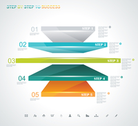 Modern Design template. Can be used for workflow layout; diagram; number options; step up options; web design; banner template;  60016005376| 写真素材・ストックフォト・画像・イラスト素材|アマナイメージズ