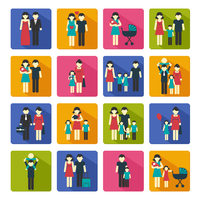 Family people figures website icons set of parents children married couple isolated vector illustration 60016006478| 写真素材・ストックフォト・画像・イラスト素材|アマナイメージズ