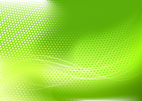 Vector illustration of green abstract techno background made of dots and curved lines. Great for backgrounds or layering over ot 60016007765| 写真素材・ストックフォト・画像・イラスト素材|アマナイメージズ