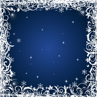 Grunge Christmas frame with snowflakes, element for design, vector illustration 60016008776| 写真素材・ストックフォト・画像・イラスト素材|アマナイメージズ