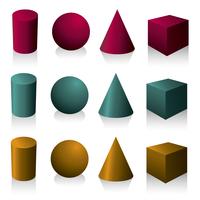Isolated geometric objects 60016008822| 写真素材・ストックフォト・画像・イラスト素材|アマナイメージズ