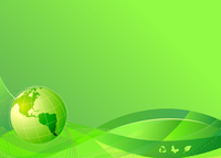 Vector illustration of green abstract lines background - composition of curved lines and globe 60016008834| 写真素材・ストックフォト・画像・イラスト素材|アマナイメージズ